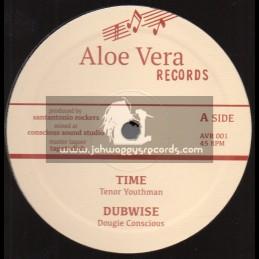 "Aloe Vera Records-12""-Time / Tenor Youthman"