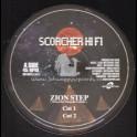 """Scorcher Hi Fi-12""""-Zion Step / Scorcher Hi Fi"""