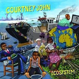 Soul Man Records-Lp-Ecosystem / Courtney John