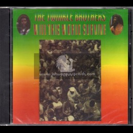 Twinkle Music-CD-Will This World Survive / Twinkle Brothers