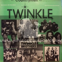 Twinkle Brothers-LP-Countryman / The Twinkle Brothers