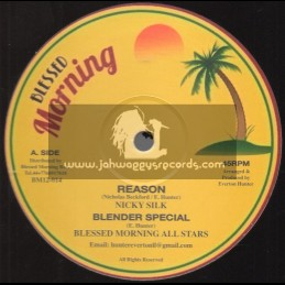 Blessed Morning-12-Reason / Nicky Silk + Some Point In Life / Jaheir