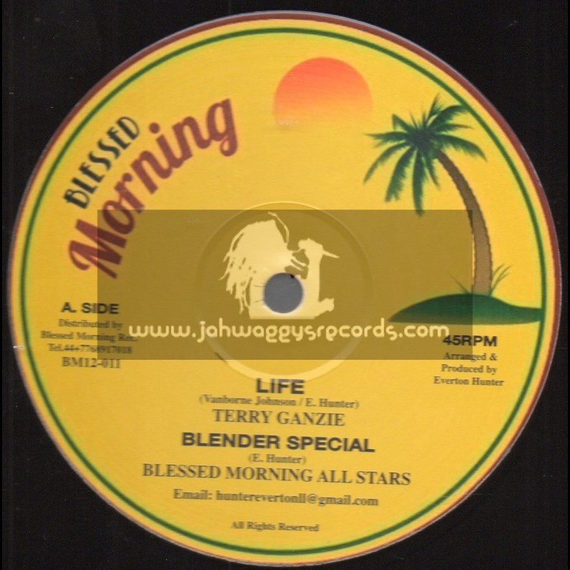 Blessed Morning-12-Life / Terry Ganzie + Poor Soul / Bento