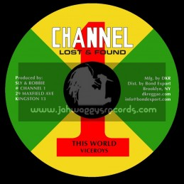 "Channel 1-7""-This World / Viceroys"