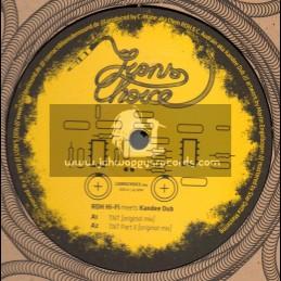 "Lions Choice-12""-TNT / RDH Hi-Fi meets Kandee Dub"
