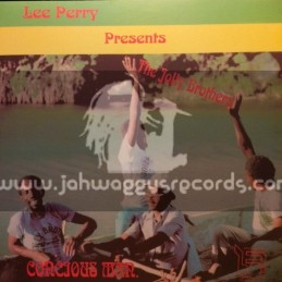 Seven Leaves Records-Lp-Conscious Man / Lee Perry Presents The Jolly Brothers