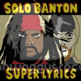 "Reality Shock Records-12""-Super Lyrics / Solo Banton + Full Of Lyrics / Solo Banton"