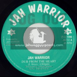 "Jah Warrior 7""-Dub From The Heart(1996)"