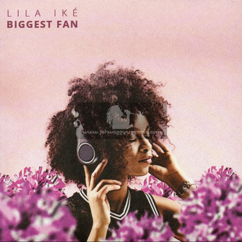 """In.Digg.Nation Collective-7""""-Biggest Fan / Lila Ike"""