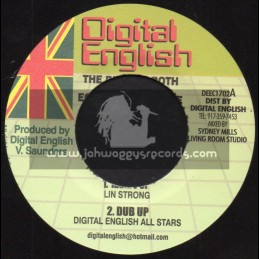 """Digital English-7""""-Hands Up / Lin Strong + I Wish / Willow Wilson"""