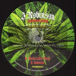 "Whodemsound-7""-Herbs Like These / J. Robinson Ft. Darien Prophecy"