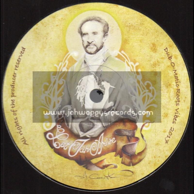 """Dub O Matic-12""""-Let Jah Arise / Baba Ras & Emeterians"""