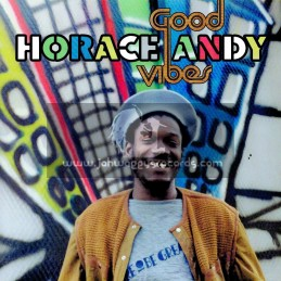 VP Records-Double-Lp-Good Vibes / Horace Andy