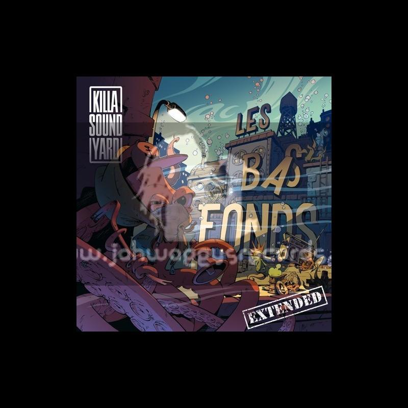 "Rootzik Production-10""-Dub Night / KillaSoundYard + State Of Emergency / KillaSoundYard"