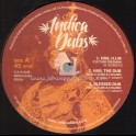 """Indica Dubs-12""""-Hail H.I.M / Culture Freeman + Blood Of The Poor / Chazbo"""