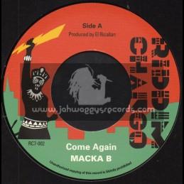 "Riddim Chango-7""-Come Again / Macka B"