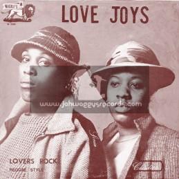 Wackies-Lp-Lovers Rock Reggae Style / Love Joys