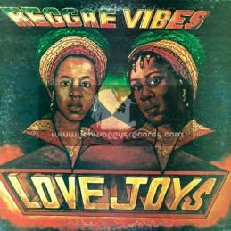 Wackies-Lp-Reggae Vibes / Love Joys