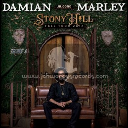 Ghetto Youths International-Double Lp-Stony Hill / Damian Jr.Gong Marley