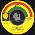 "Lion-7""-Youths Of Today / African Brothers"