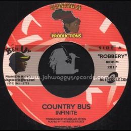 "Shamala Productions-7""-Country Bus / Infinate + Love Detective / Irina"