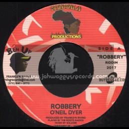 "Shamala Productions-7""-Robbery / O Neil Dyer"