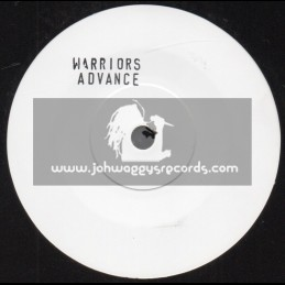 "Higher Regions Records-7""-Warriors Advance / Mighty Prophet"