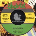 "Black Art-7""-Bad Weed / Junior Murvin + Police And Soldier / Jah Lion"