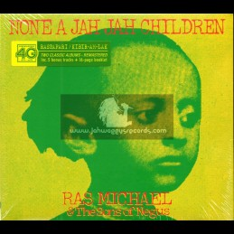 Greensleeves-Double-CD-None A Jah Jah Children / Ras Michael & The Sons Of Negus