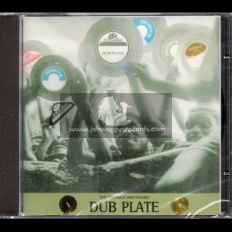 Twinkle Music-CD-Dub Plate / The Twinkle Brothers