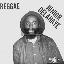 Wackies-Lp-Reggae / Junior Delahaye – Showcase