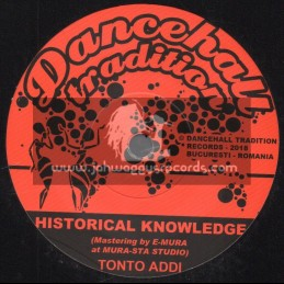 "Dancehall Tradition-7""-Historical Knowledge / Tonto Addi"