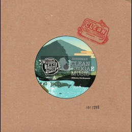 "Reggae Take Over-7""-Clean Reggae Music / Horseman"