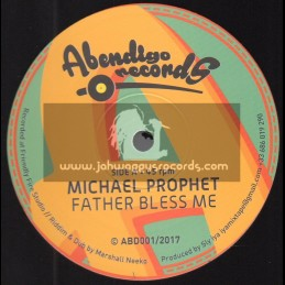 "Abendigo Records-12""-Father Bless Me / Michael Prophet"