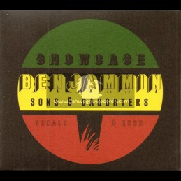 A Lone Productions-CD-Sons And Daughters / Benjamin - Vocal And Dubwise Showcase