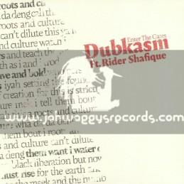 "Dubkasm Records-12""-Enter The Gates / Dubkasm Meets Rider Shafique"