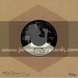 """Alchemy Dubs-7""""-Life Is Better When You Smile / Hada Guldris"""