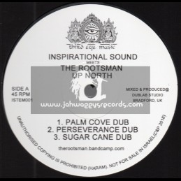 """Inspirational Sound-12""""-Inspirational Sound Meets The Rootsman Up North"""
