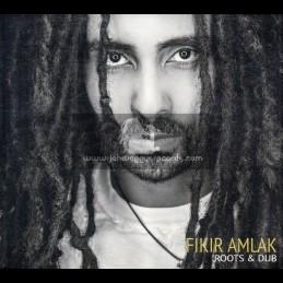 Black Lion Sounds-CD-Roots & Dub / Fikir Amlak