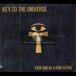Akashic Records-CD-Key To The Universe / Fikir Amlak Meets King Alpha