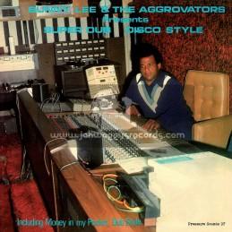 Justice-Pressure Sounds-Lp-Super Dub Disco Style / Bunny Lee & The Aggrovators