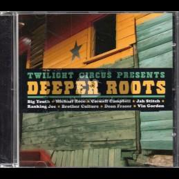 M Records-CD-Twilight Circus Presents Deeper Roots