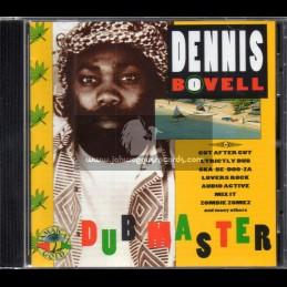 Jamaican Gold-CD-Dennis Bovell – Dub Master