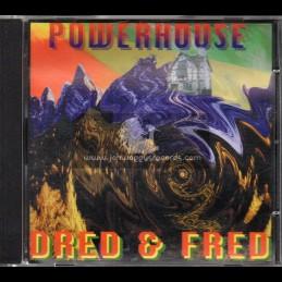 Dub Venture-CD-Powerhouse / Dred & Fred