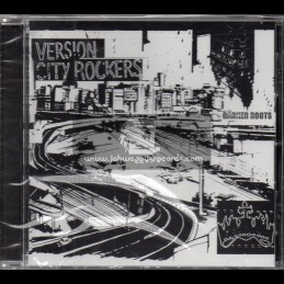 Antifaz-CD-Version City Rockers – Darker Roots
