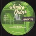 "Indica Dubs-12""-God & King / Indica Dubs meets Shiloh Ites"