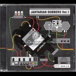 Jahtari-CD-Jahtarian Dubbers Vol. 1 / Various