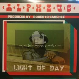 Liquidator Music-Lp-Light Of Day / Alpheus