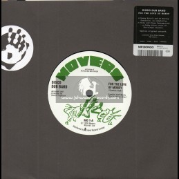 "Movers-7""-For The Love Of Money / Movers Disco Dub Band"