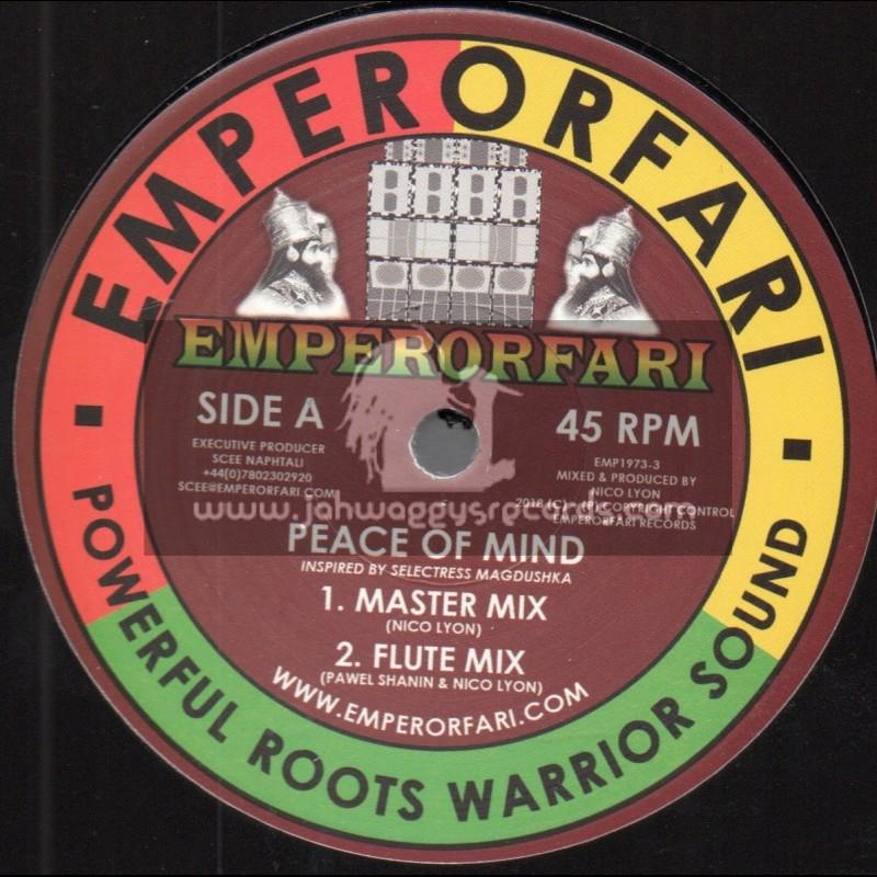 "Emperorfari-12""-Peace Of Mind / Nico Lyon"